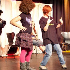 Stundenplan Theaterkurse Karlsruhe